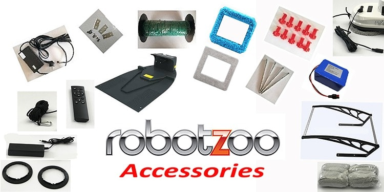 Robot Zoo Accessories, Parts and Consumables