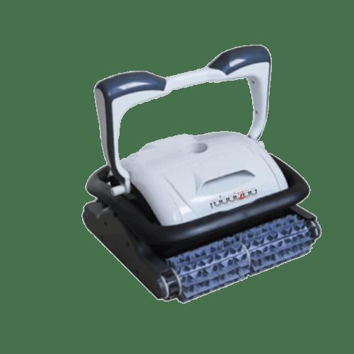 home service robots robot robotic pool cleaner blue swimmer